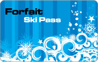 tarif forfait de ski