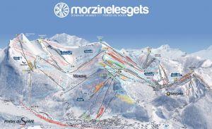 tarif forfait ski morzine les gets