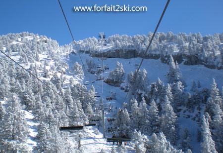 tarifs des forfaits de ski en france
